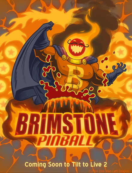 Brimstone Pinball Announcement
