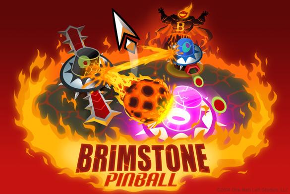 Brimstone Pinball