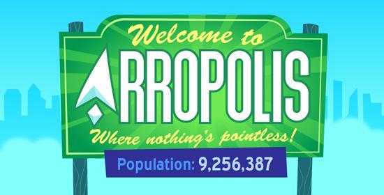 Tilt to Live Arropolis