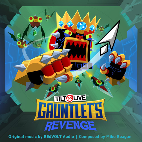 Gauntlet's Revenge Soundtrack Cover