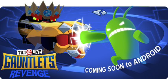 Gauntlet's Revenge - Coming Soon to Android!