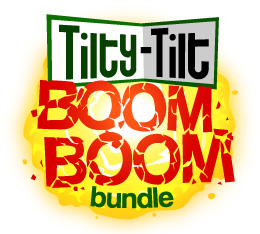 Tilty-Tilt Boom Boom Bundle