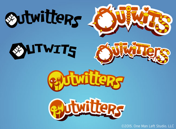 Outwitters Logo Concepts