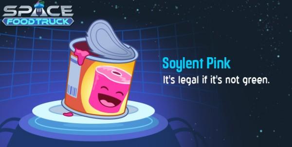 Soylent Pink