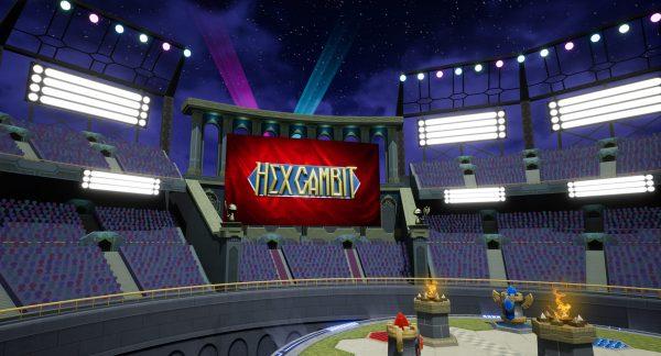 Hex Gambit Stadium